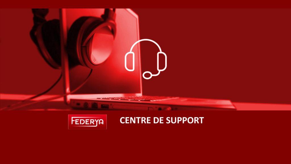 Centre de support